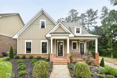 Norcross Single Family Home For Sale: 5530 Vineyard Park Trl