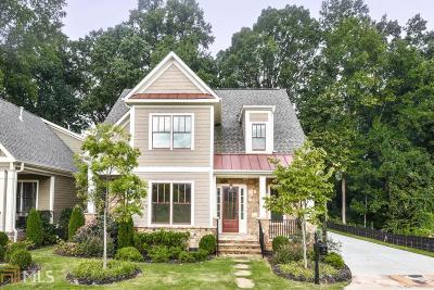 Norcross Single Family Home For Sale: 5720 Vineyard Park Trl #38
