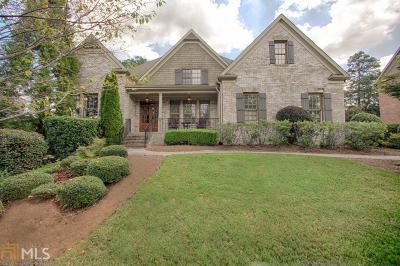 Buford Single Family Home New: 2898 Hidden Falls Dr