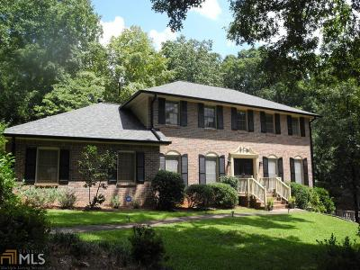 Roswell Single Family Home New: 520 Lakemont Ct