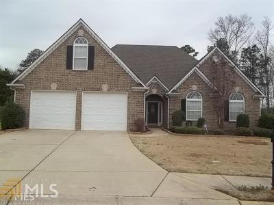 Henry County Single Family Home New: 1708 Rising View Circle