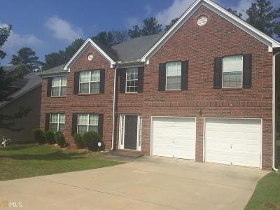 Fulton County Single Family Home New: 6501 Snowden