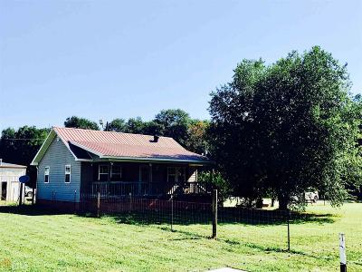 Elbert County, Franklin County, Hart County Single Family Home Under Contract: 17 Argo Rd