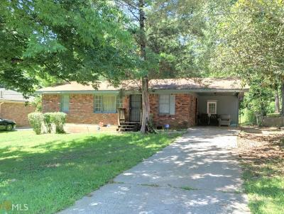 Atlanta Single Family Home New: 4307 Wallace Ave