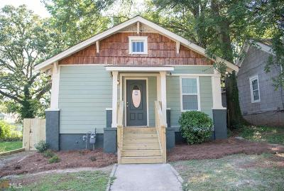 Fulton County Single Family Home For Sale: 244 SW Laurel Ave