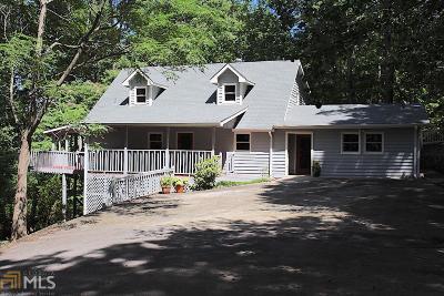 Clarkesville Single Family Home For Sale: 177 Flintlock Ln