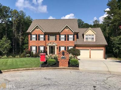 Lawrenceville Single Family Home New: 3435 Townley Pl