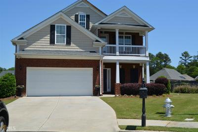 Snellville Single Family Home New: 2103 Benchmark Dr