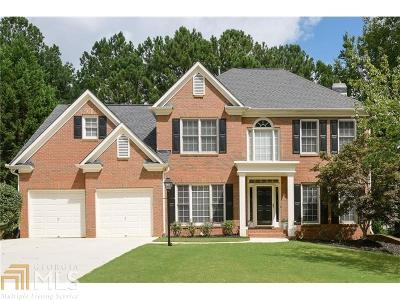 Powder Springs Single Family Home For Sale: 672 Red Sunset Cir