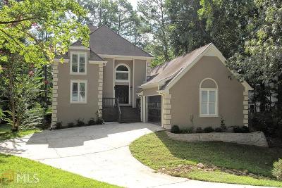 Johns Creek GA Single Family Home New: $350,000