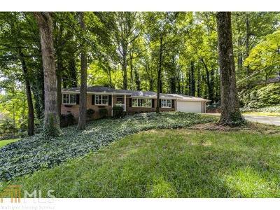 Atlanta Single Family Home New: 2381 Academy Ct