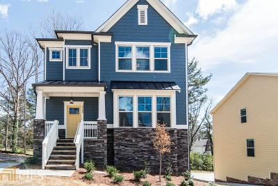 Stone Mountain Single Family Home For Sale: 5255 Cloud St