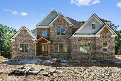 Alpharetta Single Family Home New: 717 Creekside Bnd #60