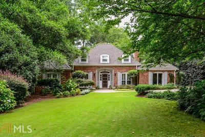 Atlanta Single Family Home New: 4075 Northside Dr
