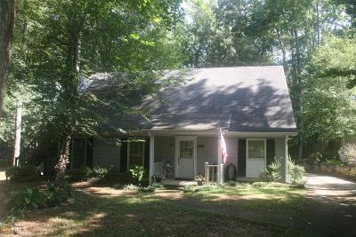 Roswell Single Family Home For Sale: 170 Elberta Cv