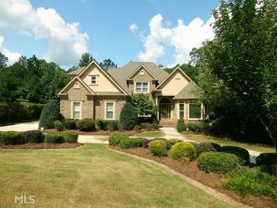McDonough Single Family Home For Sale: 808 Black Diamond Dr