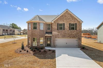 Conyers Single Family Home New: 1124 Carillon Dr #32