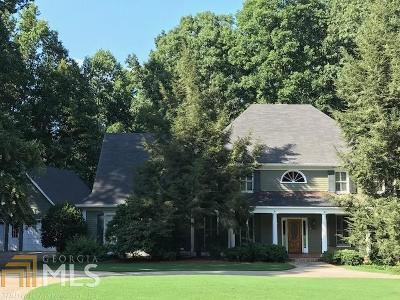Powder Springs Single Family Home For Sale: 5150 Hermitage