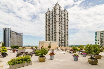 Atlanta Condo/Townhouse New: 1101 Juniper St #101