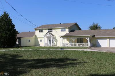 Stockbridge Single Family Home New: 5517 N Highway 155