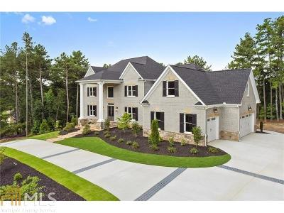 Suwanee, Duluth, Johns Creek Single Family Home For Sale: 10950 Old Stone Ct