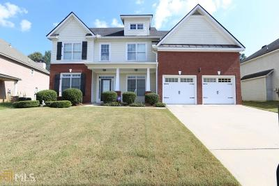 Covington Single Family Home New: 155 Harrison Cir