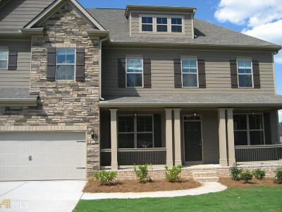 Forsyth County Single Family Home Under Contract: 4555 E Odum Lake Trl #03