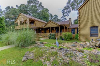 Coweta County Single Family Home For Sale: 1515 Welcome Rd
