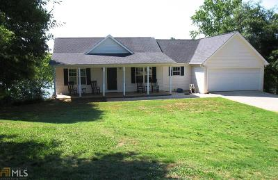 Elbert County, Franklin County, Hart County Single Family Home For Sale: 970 Blackhorse