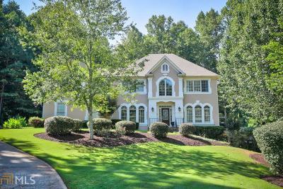 Alpharetta GA Single Family Home New: $675,000