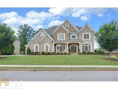 Suwanee Single Family Home For Sale: 5154 Brendlynn Dr