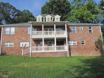 Fulton County Single Family Home For Sale: 1393 Boat Rock Rd