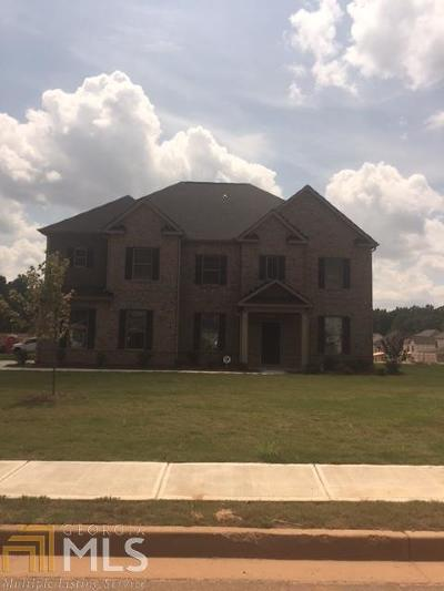 McDonough Single Family Home New: 258 Aylesbury Blvd #57