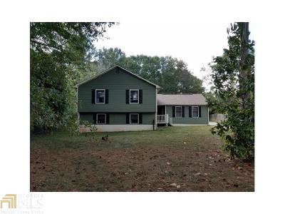 Fayetteville Single Family Home New: 155 Woodstream Point