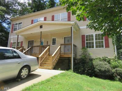 Atlanta Single Family Home New: 1110 Jones Ave