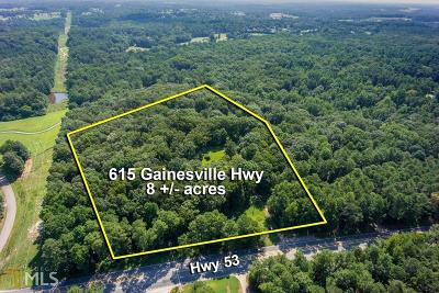 Winder Farm For Sale: 615 Gainesville