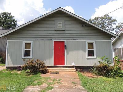 Dekalb County Multi Family Home For Sale: 1448 Hosea Williams Dr