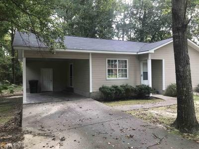 Statesboro Single Family Home For Sale: 4 Pate Pl