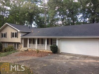 Alpharetta Single Family Home For Sale: 3050 Rivermont Pkwy
