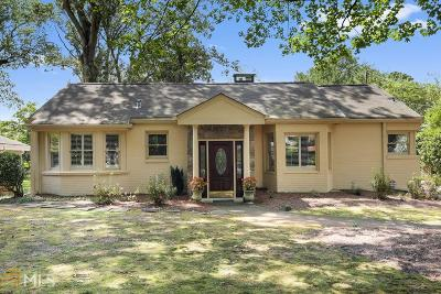 Atlanta Single Family Home Back On Market: 3547 Kingsboro Rd