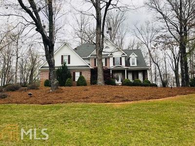 Covington Single Family Home For Sale: 861 Forrester Cemetery Rd