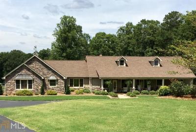 Carroll County, Douglas County Single Family Home For Sale: 8390 Jenkins Rd