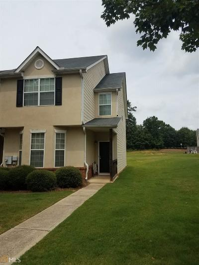 Clayton County Condo/Townhouse For Sale: 2392 Coach Way