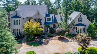 The River Club Single Family Home For Sale: 892 Chattooga Trce
