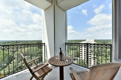 2828 Peachtree Condo/Townhouse For Sale: 2828 Peachtree Rd #1203