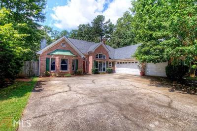 Lawrenceville Single Family Home For Sale: 2525 Ozora Church