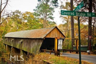 Smyrna Single Family Home For Sale: 179 Covered Bridge Dr