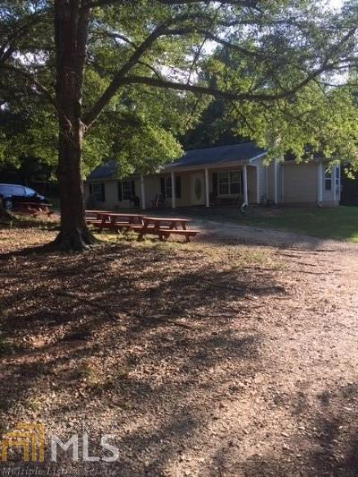 Griffin Single Family Home For Sale: 53 Helen Dr