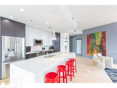 1010 Midtown Condo/Townhouse For Sale: 1080 Peachtree St #1003