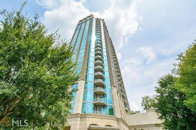 Gallery Condo/Townhouse For Sale: 2795 NE Peachtree Rd #1509
